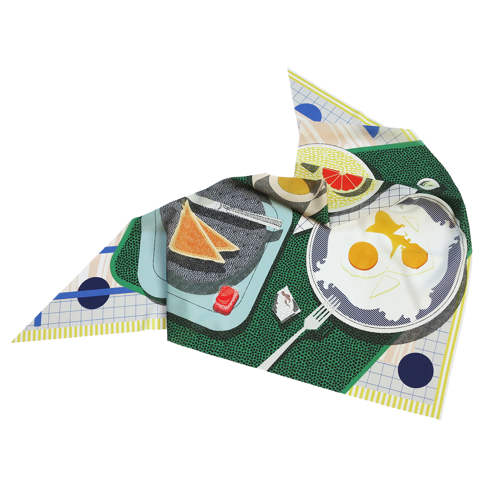 breakfast triangle