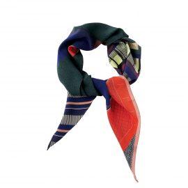 MOTEL foulard triangle roule 1500