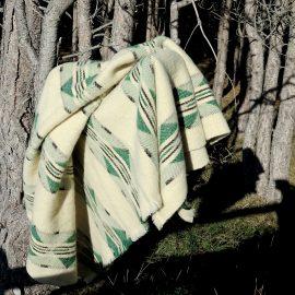 EVA couverture verte foret